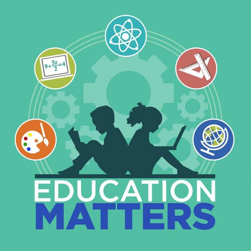 ECPS's Futrell highlighted on Education Matters Program Thumbnail Image