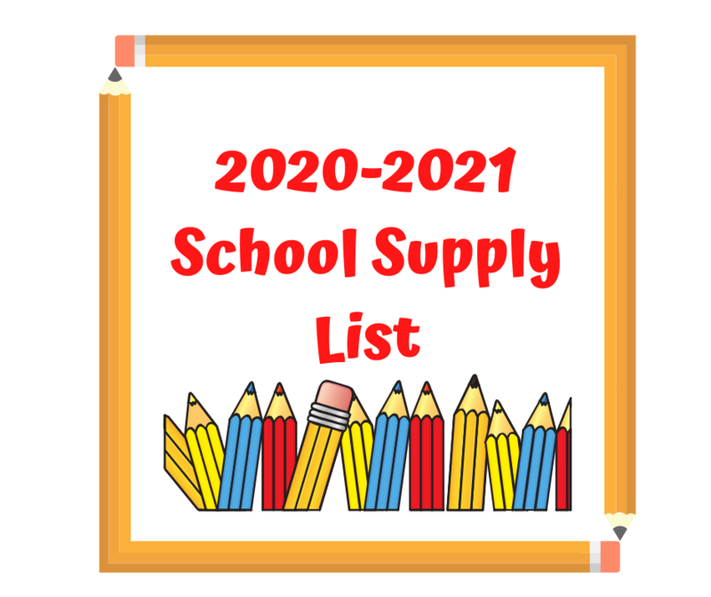 School Supply List for Virtual Learning (please click for list) Featured Photo