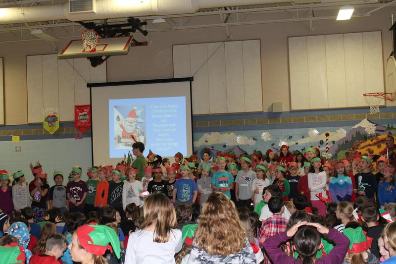 Dec. 21 School Store & Holiday Sing-A-long Featured Photo