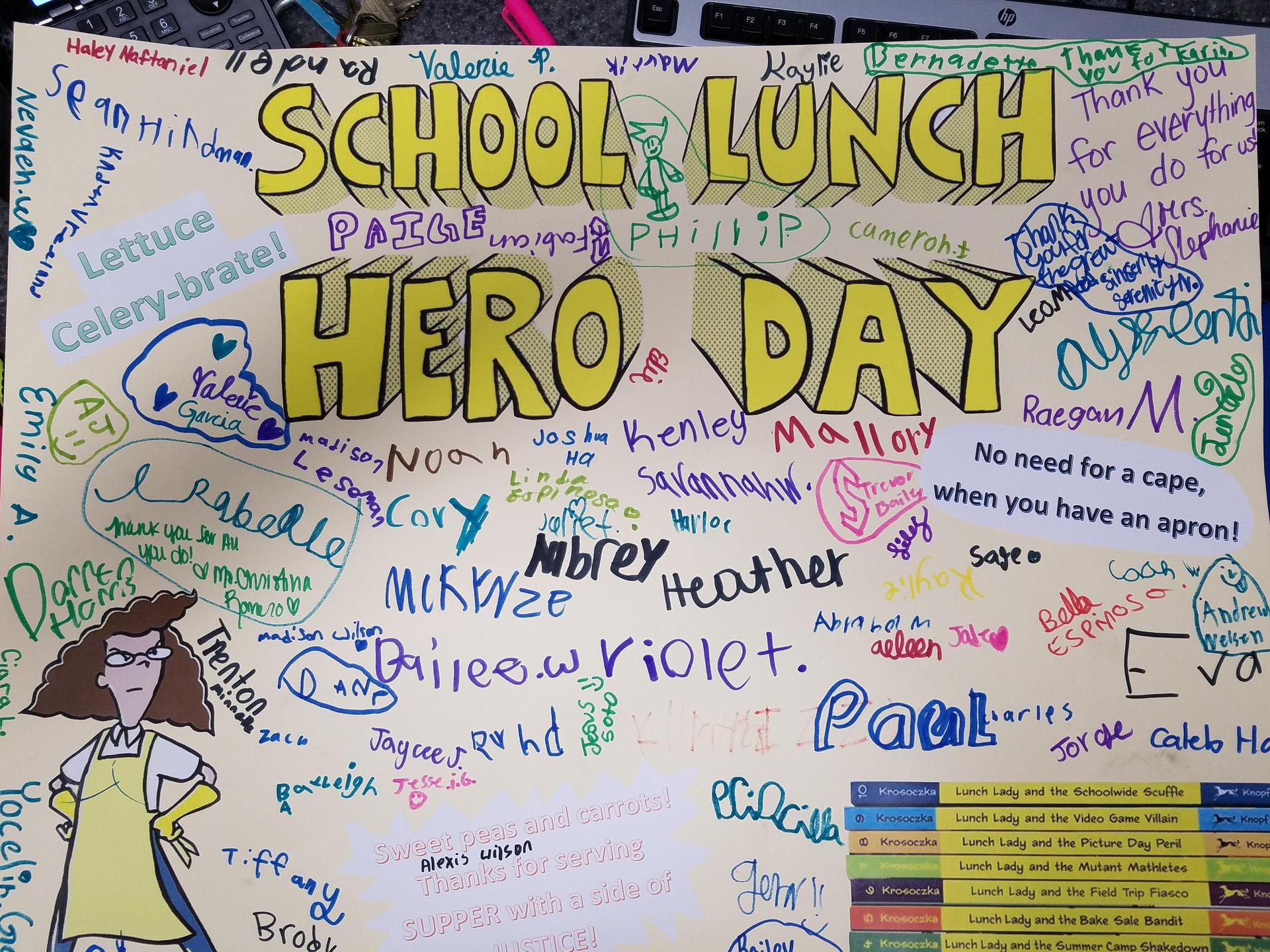 Lunch Hero Day