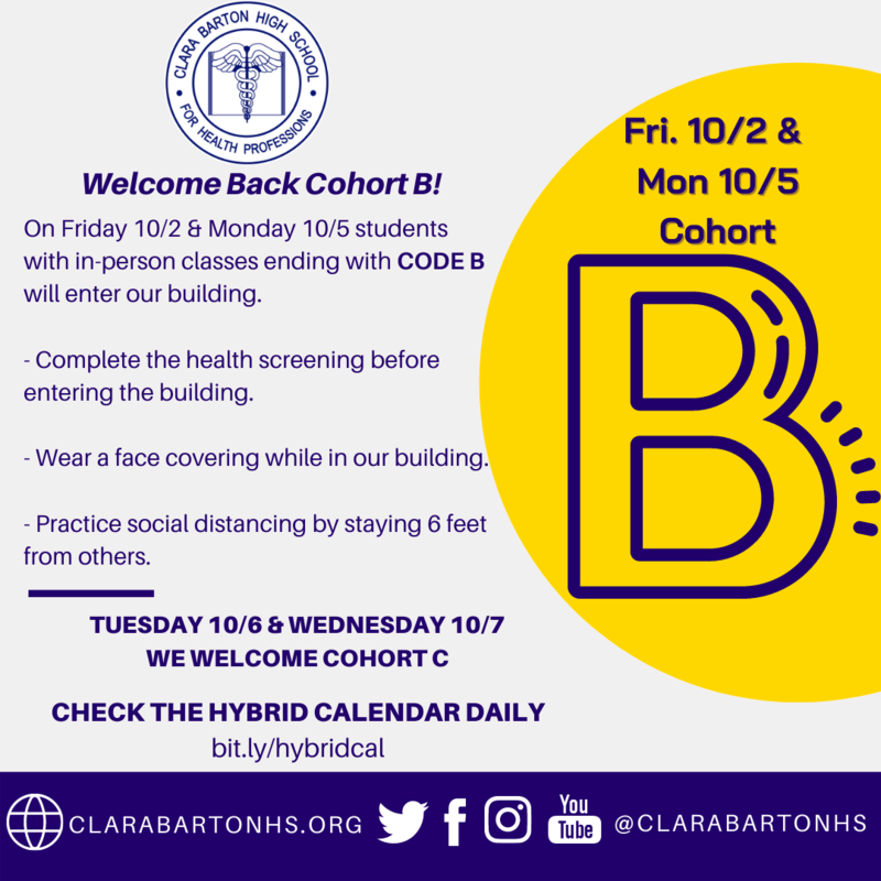 Welcome Back Cohort B Panthers! Featured Photo