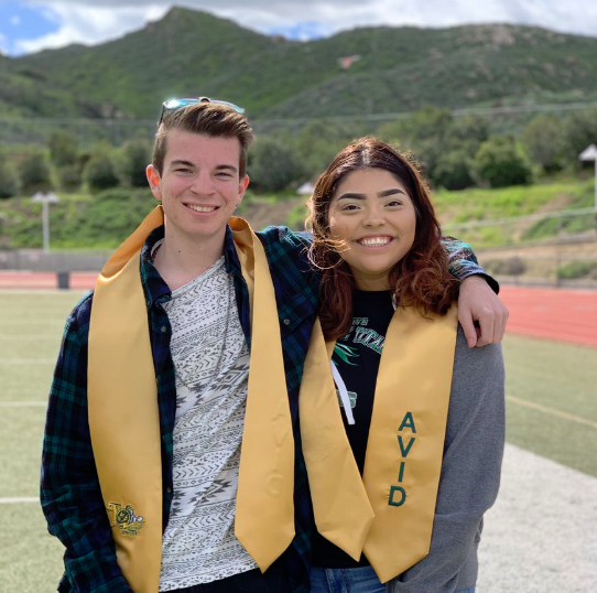 Dell Scholars from Tahquitz High School