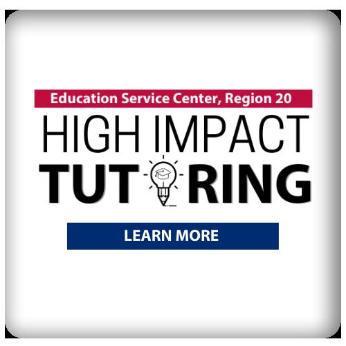 High Impact Tutoring Button