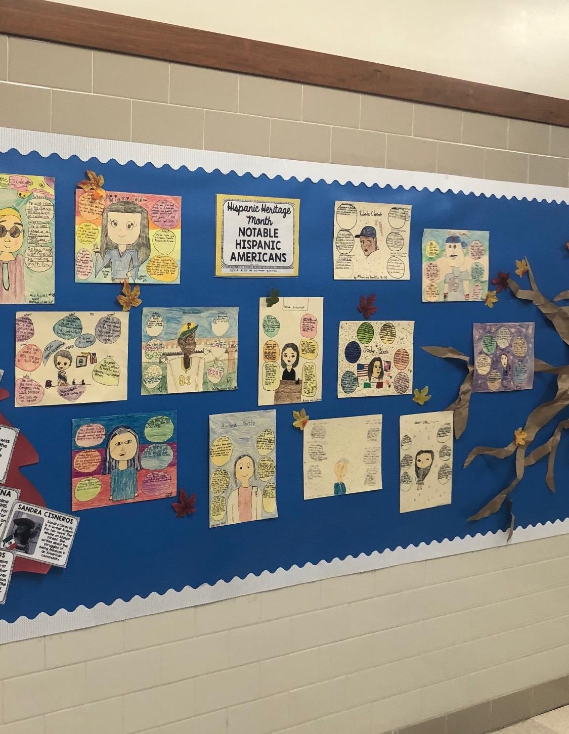 notable hispanic americans display