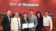 Willard Student-Rosemead City Council