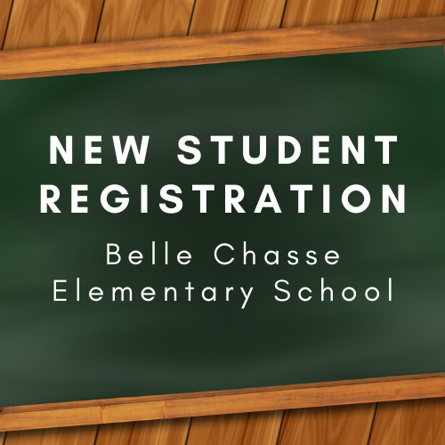 New Student Registration for the 2020-2021 School Year will Open Monday, April 20, 2020. Thumbnail Image