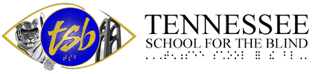 School Logo for Tennessee School for the Blind
