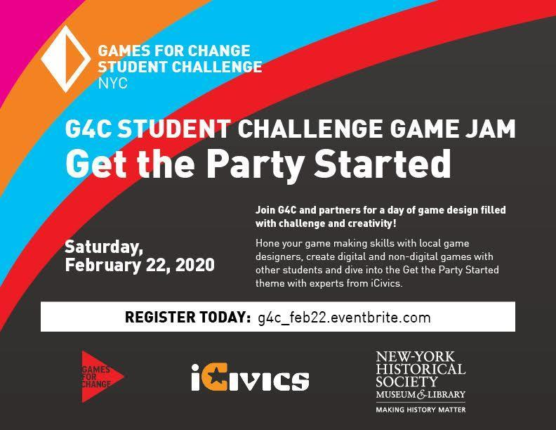 G4C Student Challenge Competition Featured Photo
