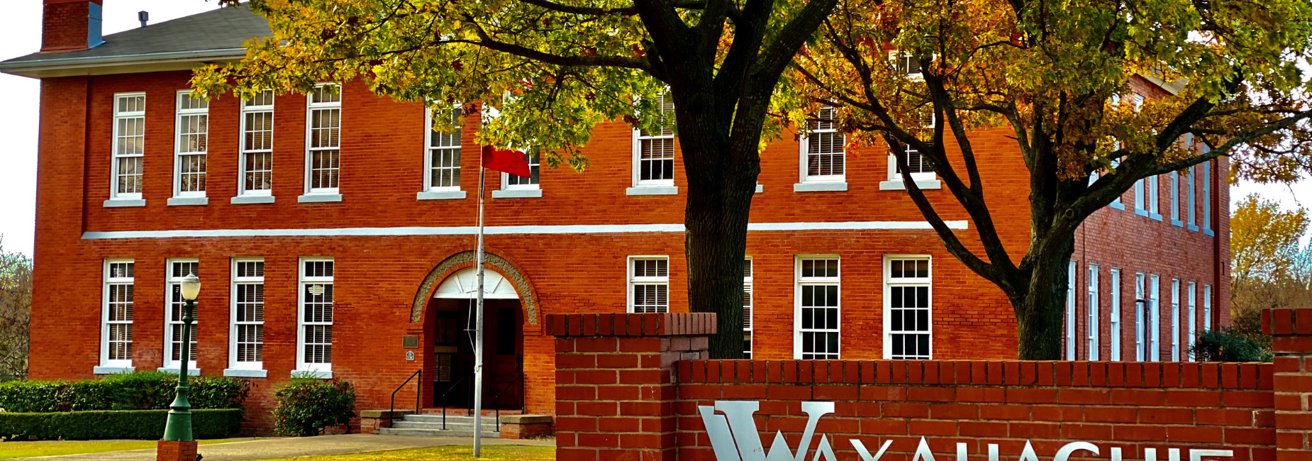 street view of the WISD administration building