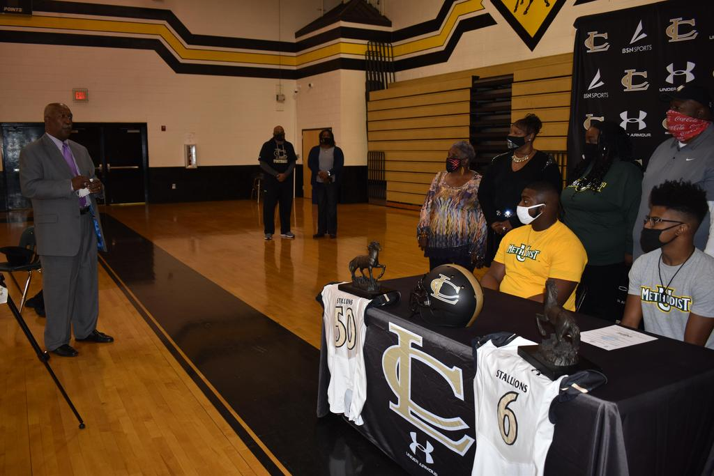 National Signing Day 2021