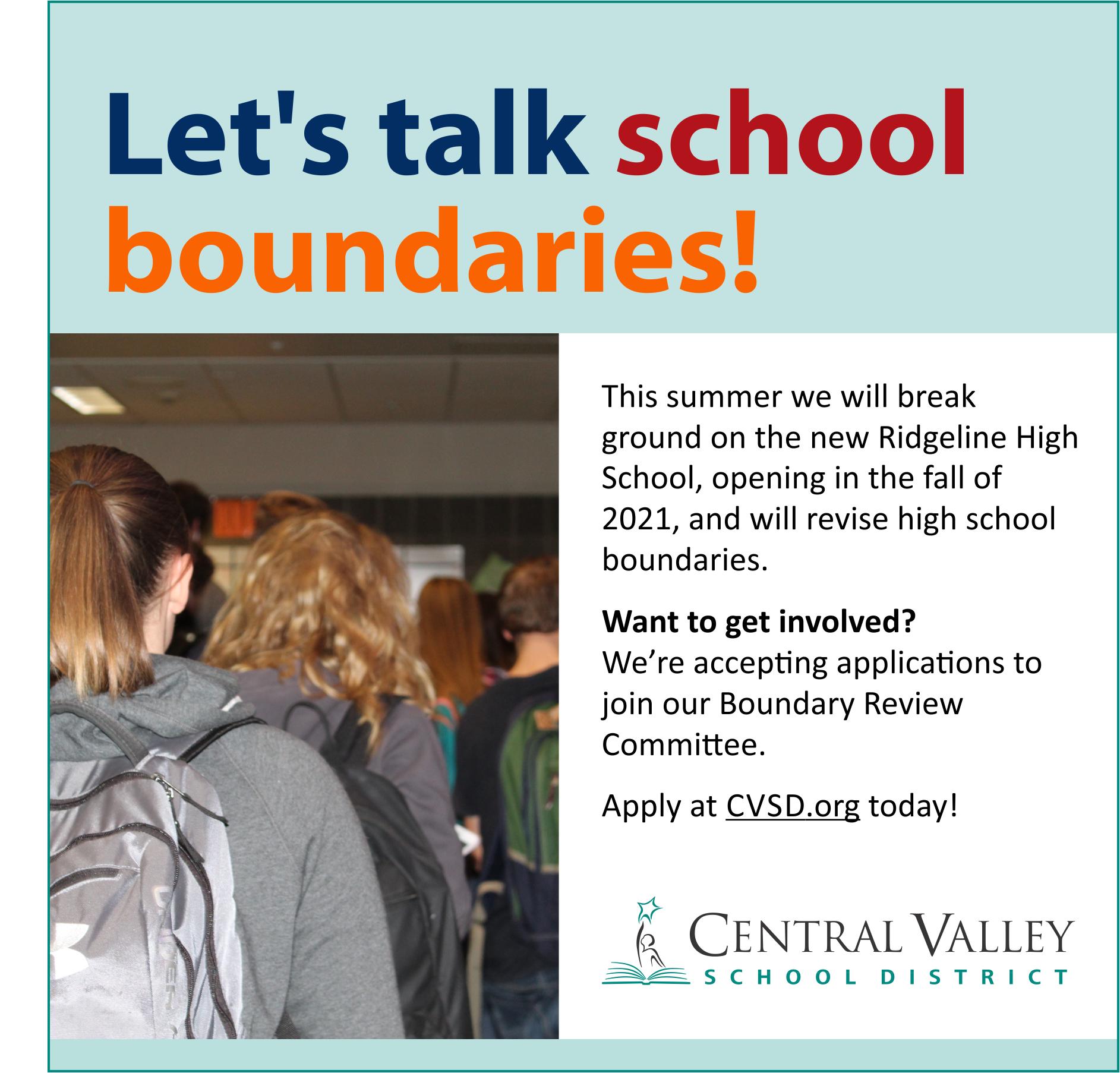 High School Boundaries Committee