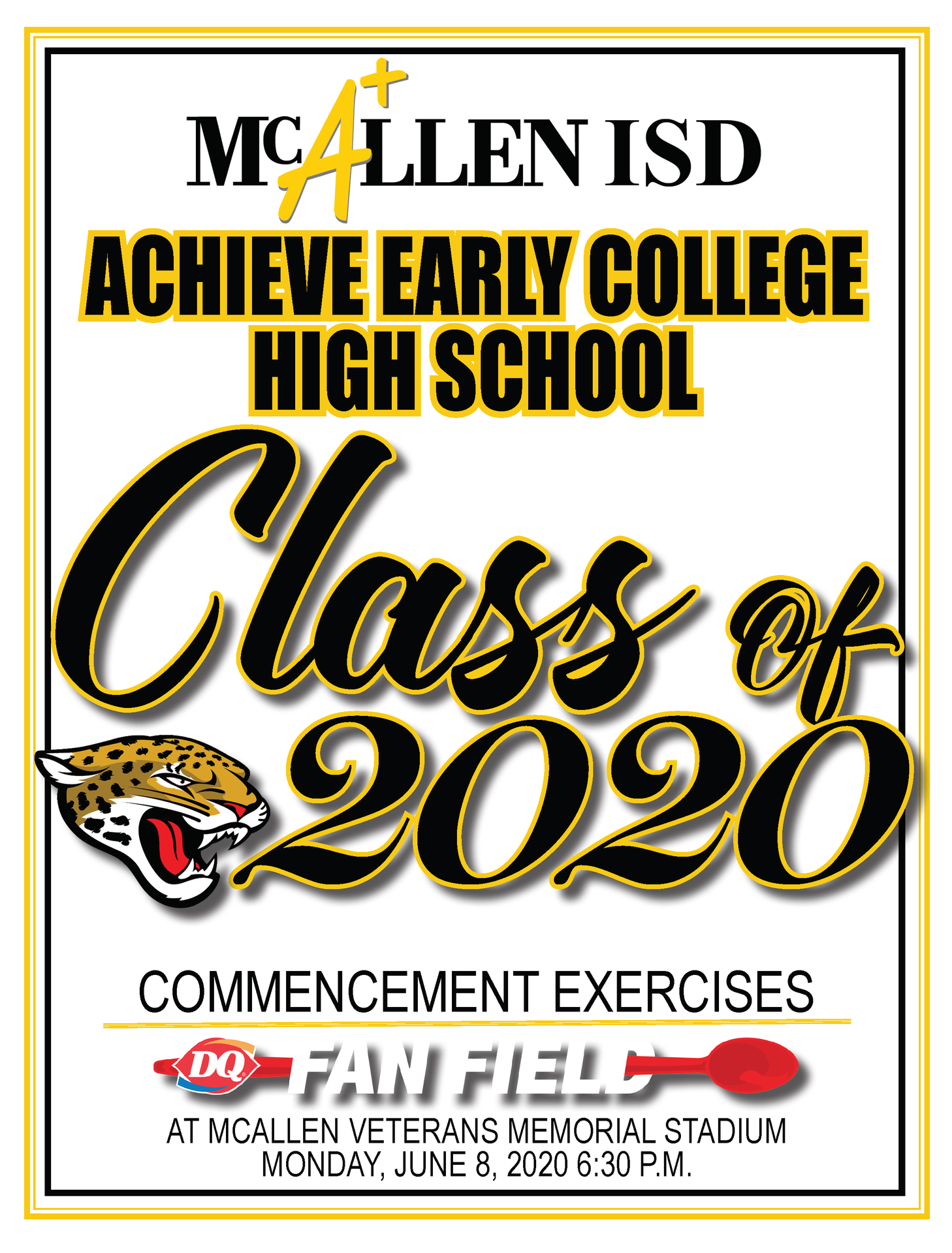 Achieve Early College High School Graduation