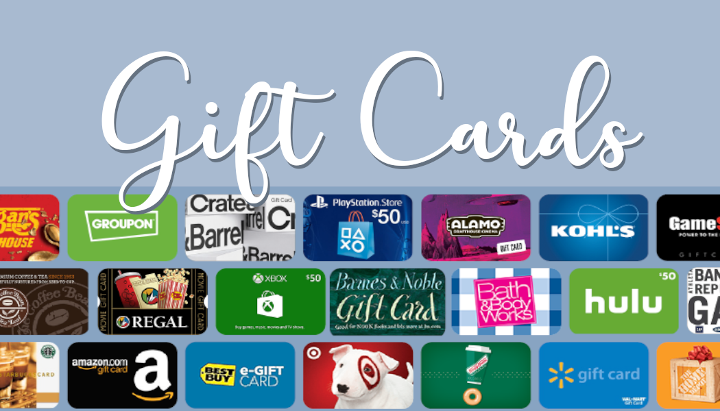 Gift Cards site