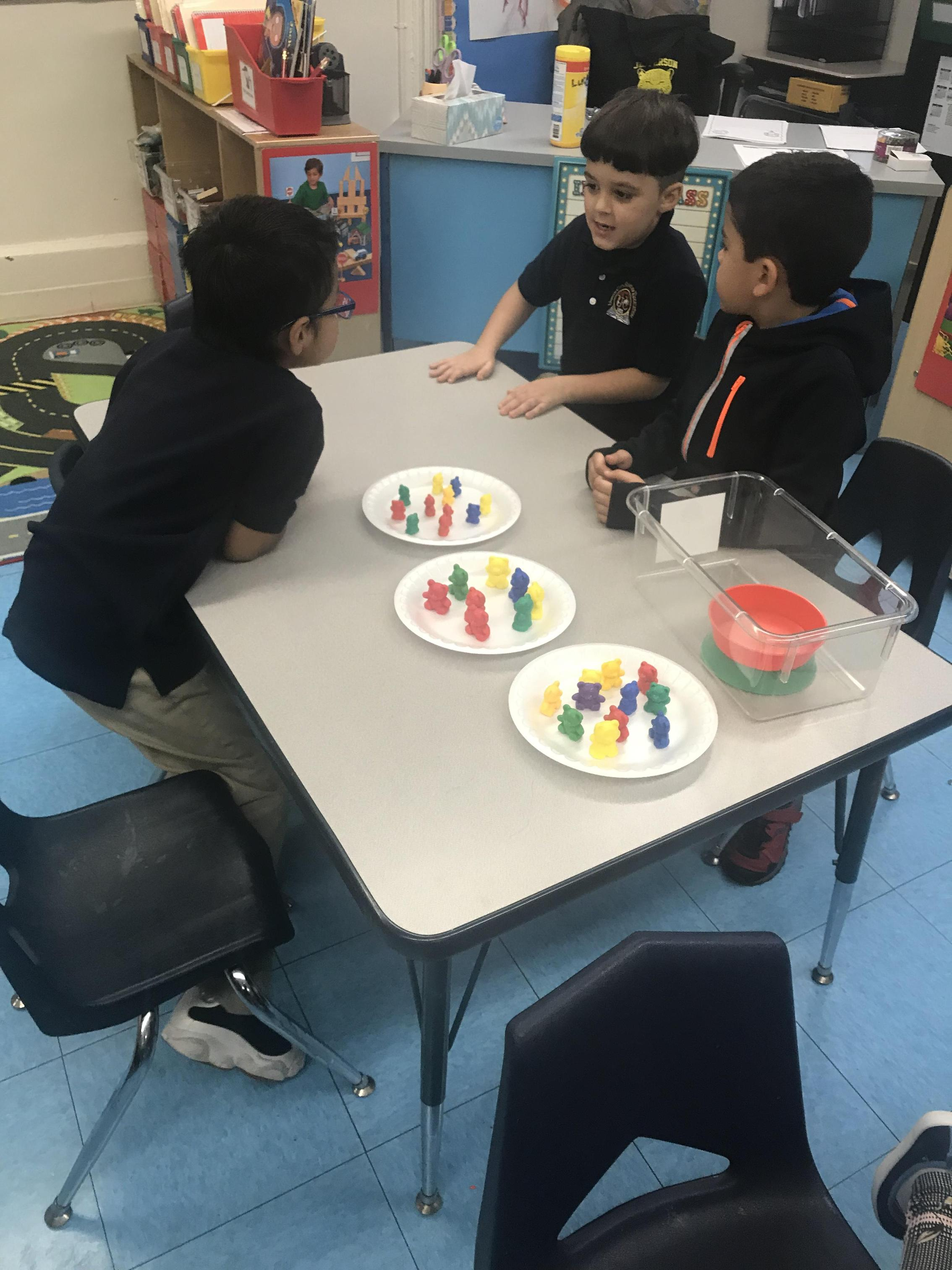 Sorting activity