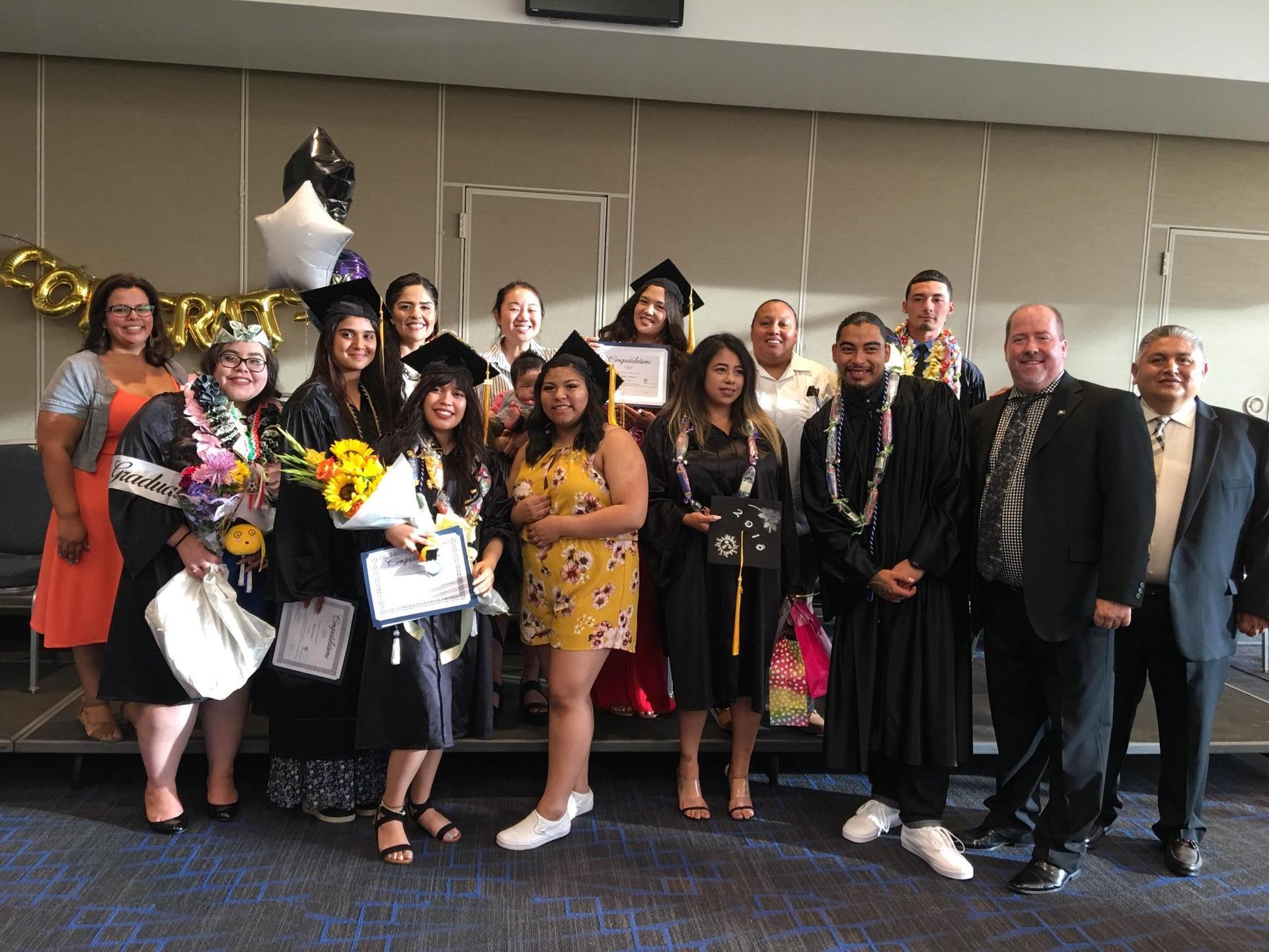 Norwalk Class of 2018