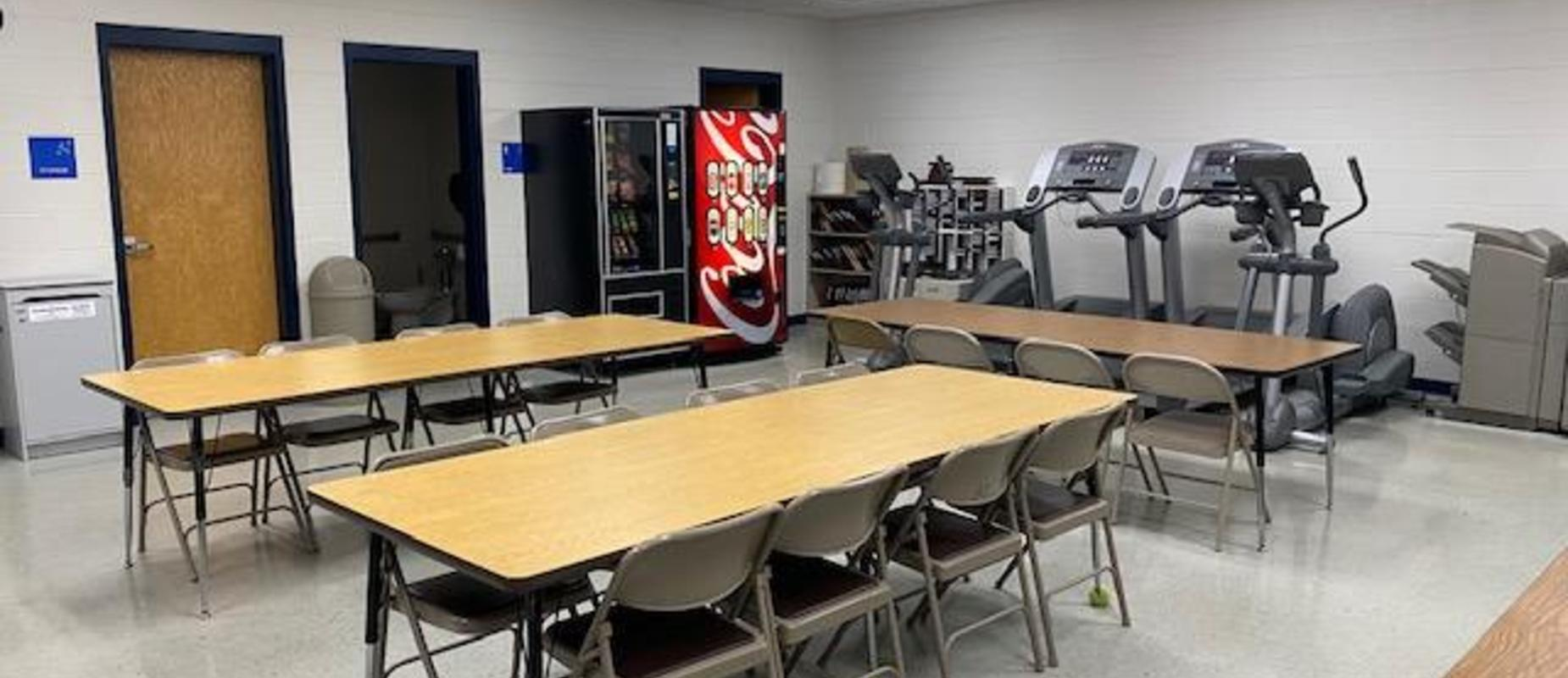 Teacher Work Area