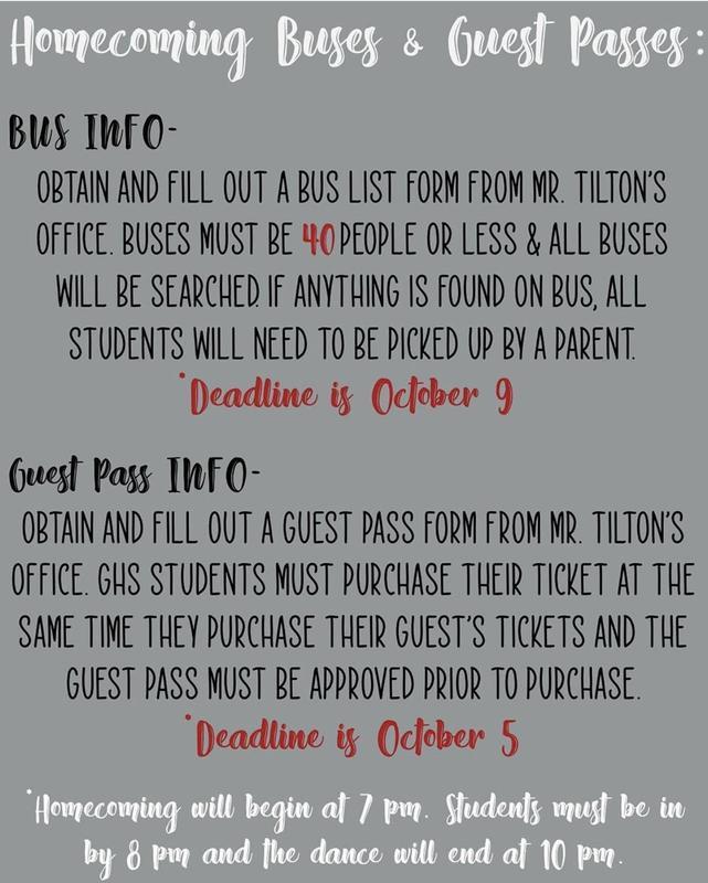 Bus & Guest Pass 2019