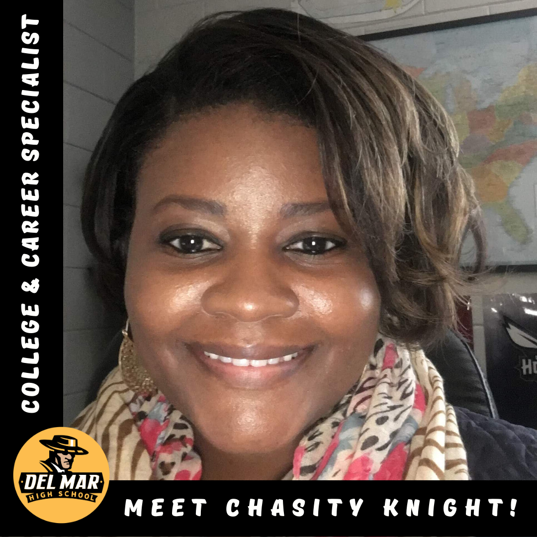 image of chasity knight - college and career specialist