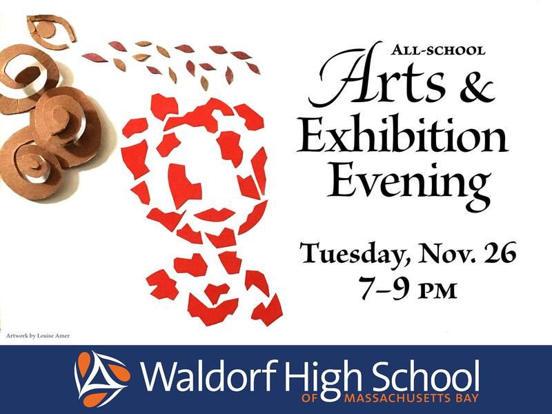 Arts & Exhibition Evening Tues Nov 26 7-9pm Featured Photo