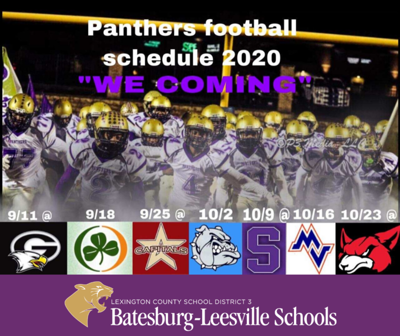 Tentative Varsity Football Schedule Released
