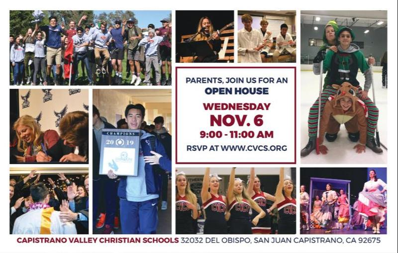 High School Admissions Open House Featured Photo