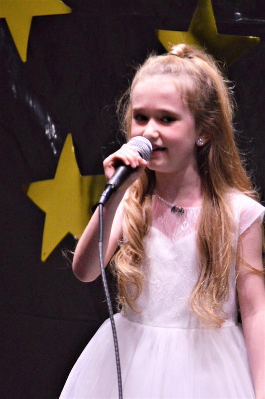 2nd grade singer.