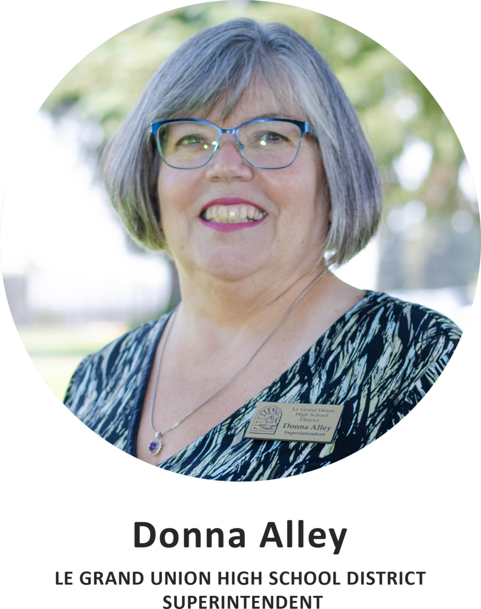 DONNA ALLEY ADMINISTRATION