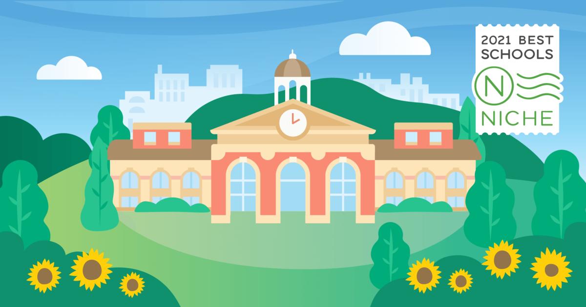 Niche 2021 Best Schools in Georgiaa