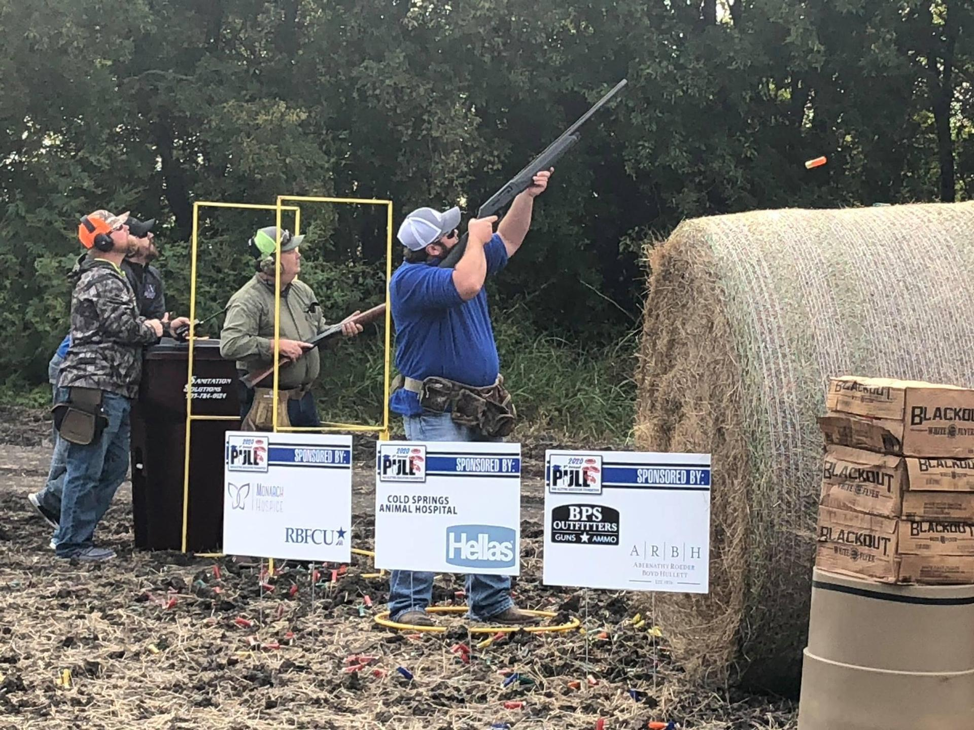 sporting clay pic