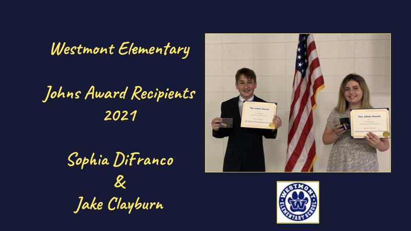 WES Johns Award