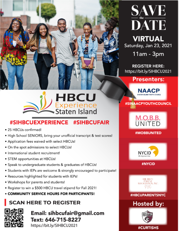 HBCU EXPERIENCE STATEN ISLAND Featured Photo