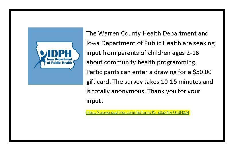 Public Health Survey