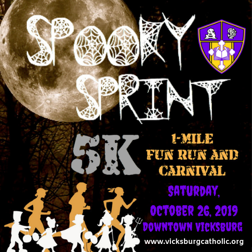 Spooky Sprint 2019