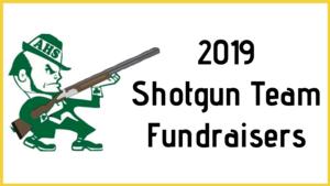 Shotgun Team Fundraisers