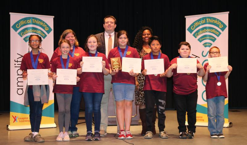 G.W. Carver Elementary School wins Battle of the Books Featured Photo