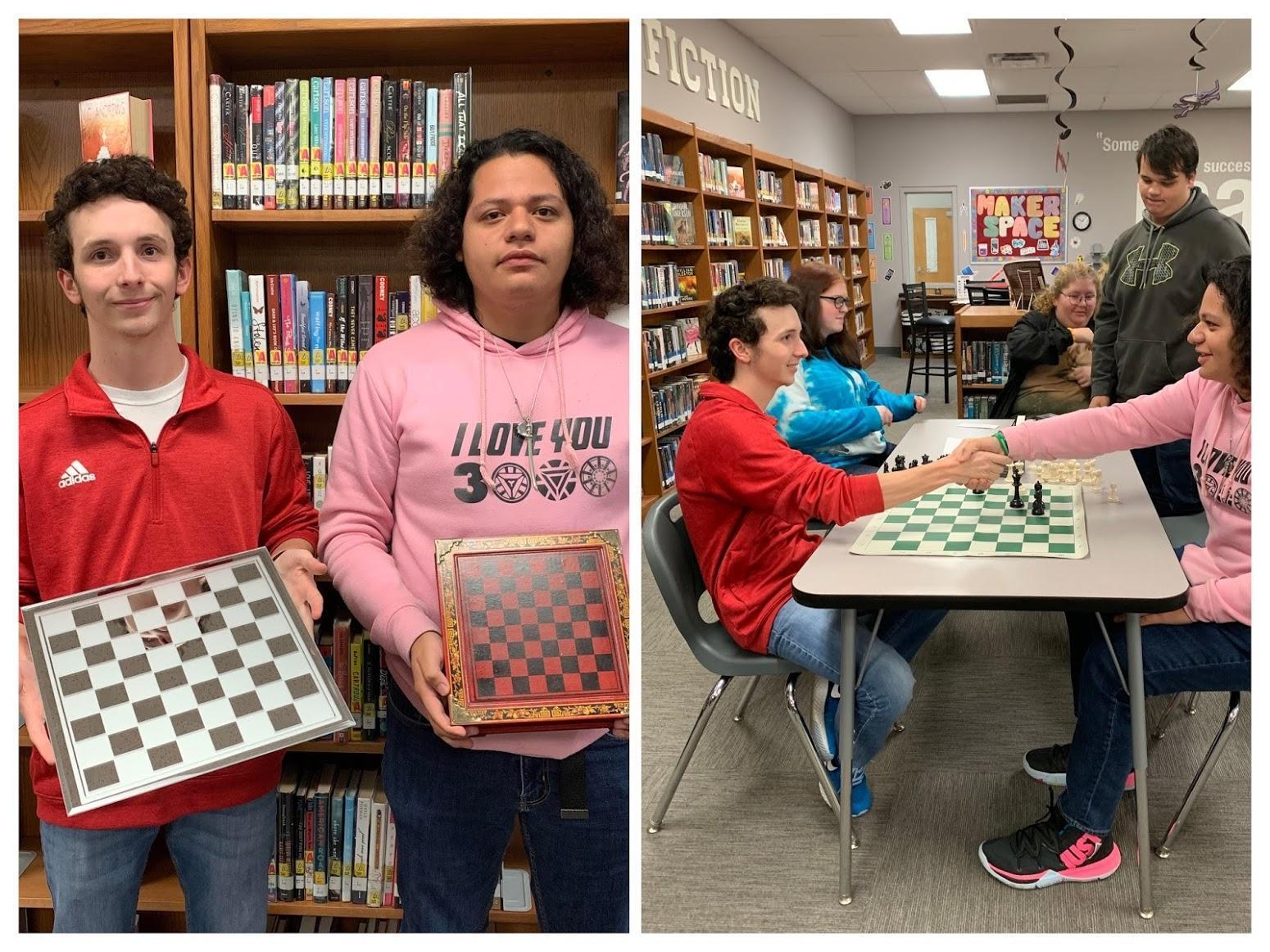 Jose & Jacob Fall Chess Tournament