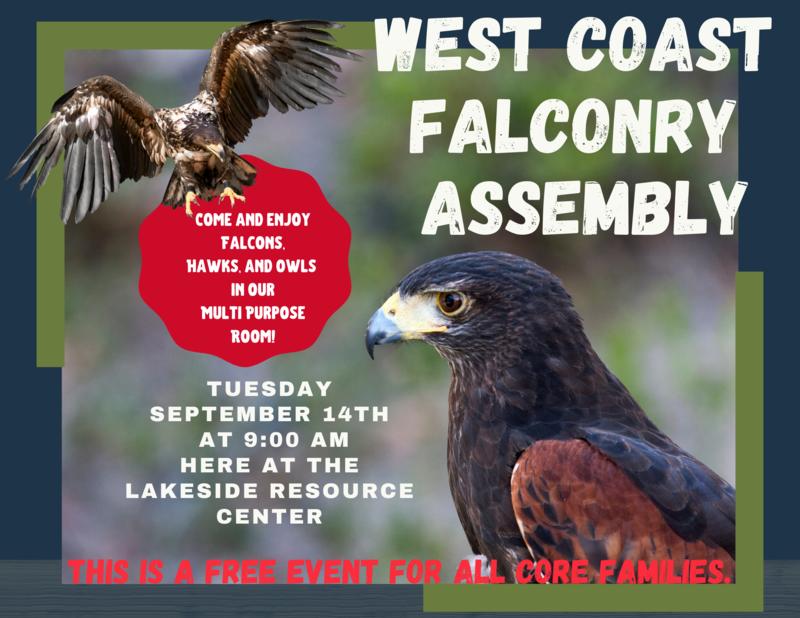 Assembly Flyer