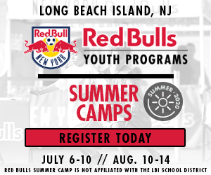 Red Bulls Youth Summer Soccer Camps Featured Photo