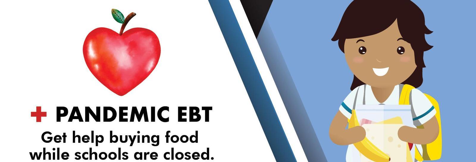 Pandemic EBT banner