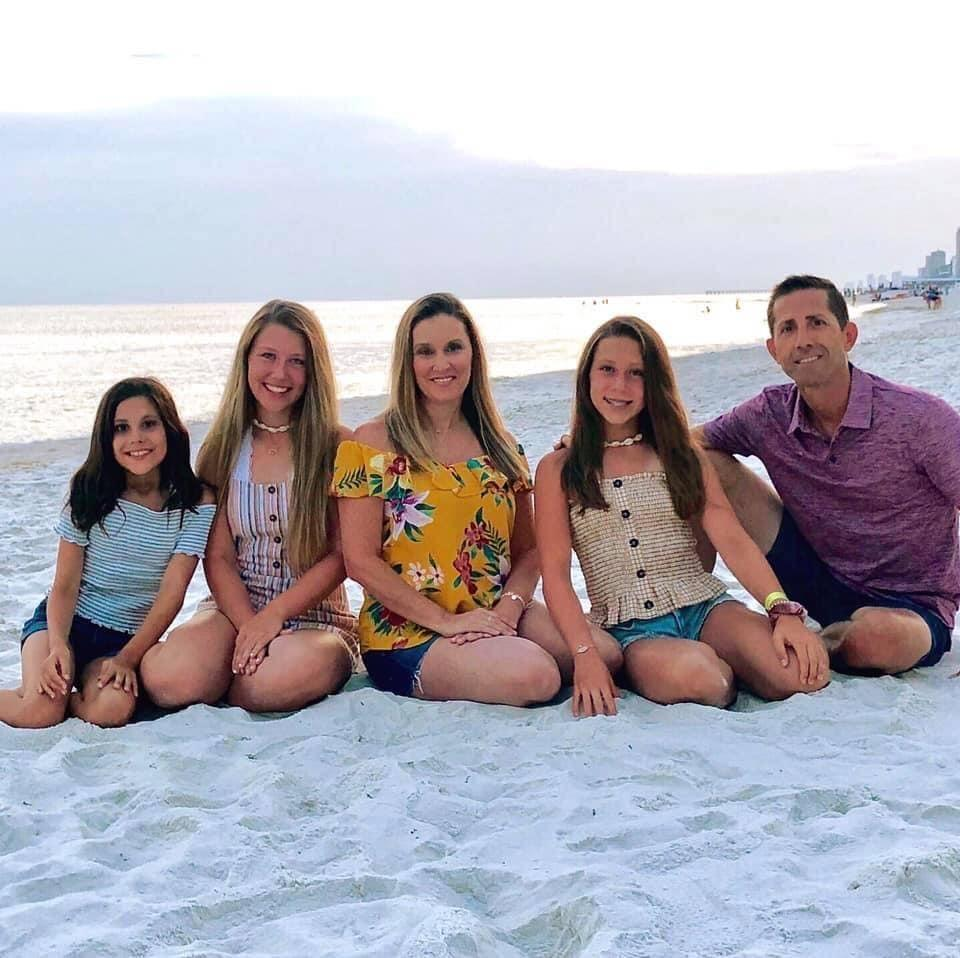 Duez Family Beach Pic 2019