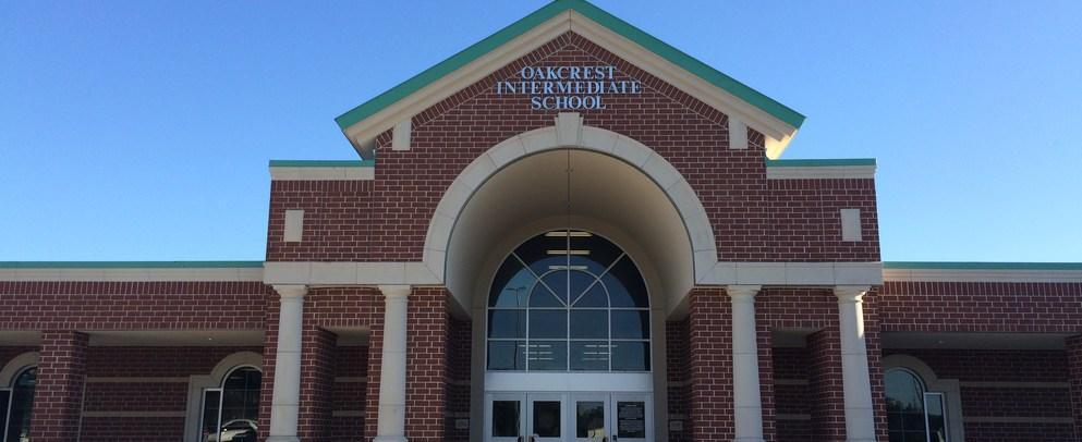 Welcome to Oakcrest Intermediate