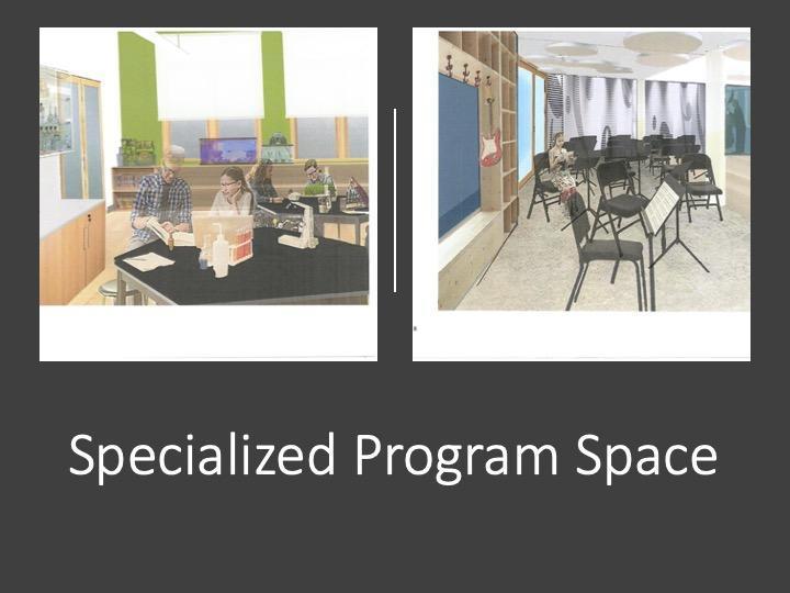 renderings program space