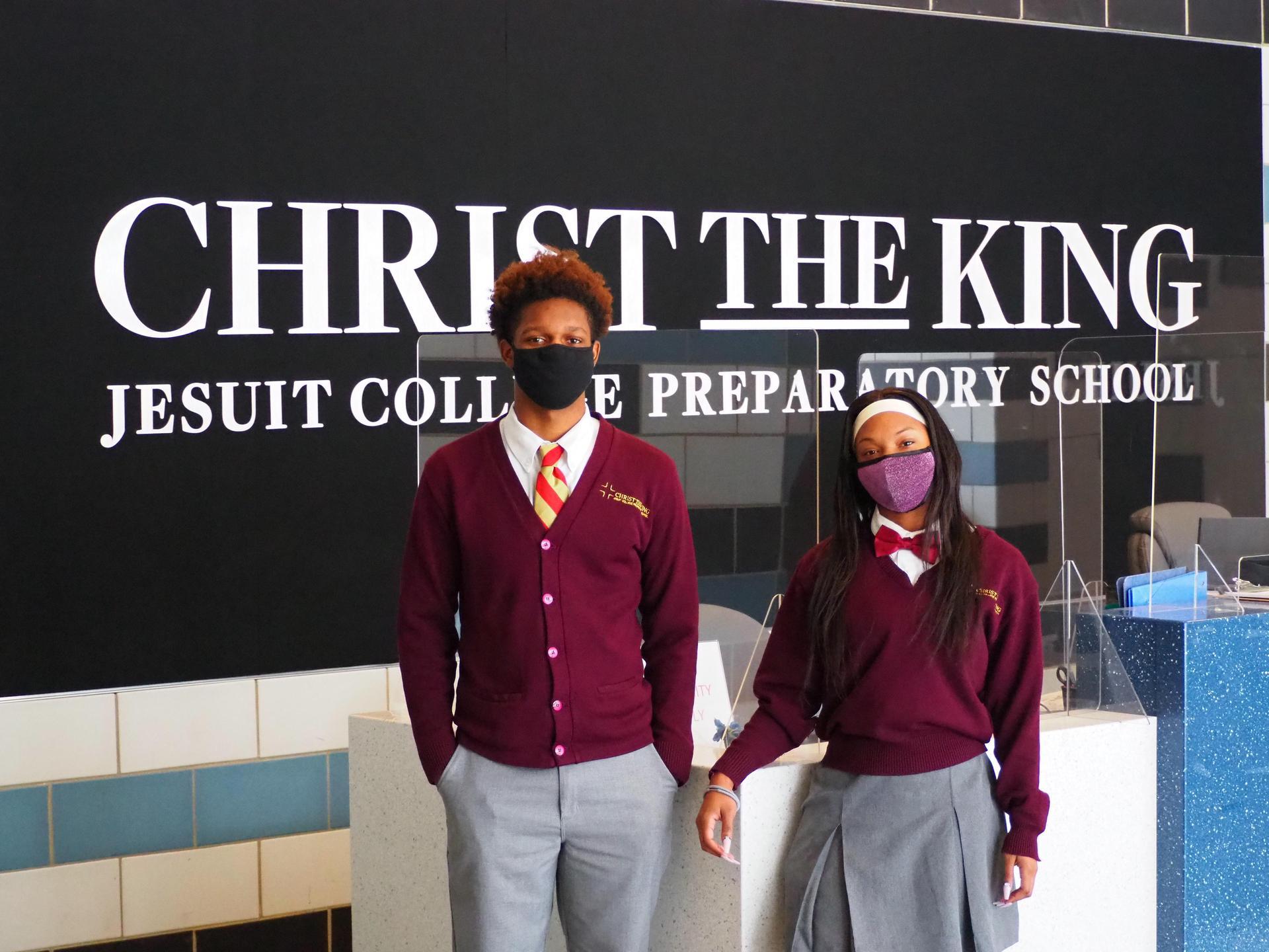 CWSP students