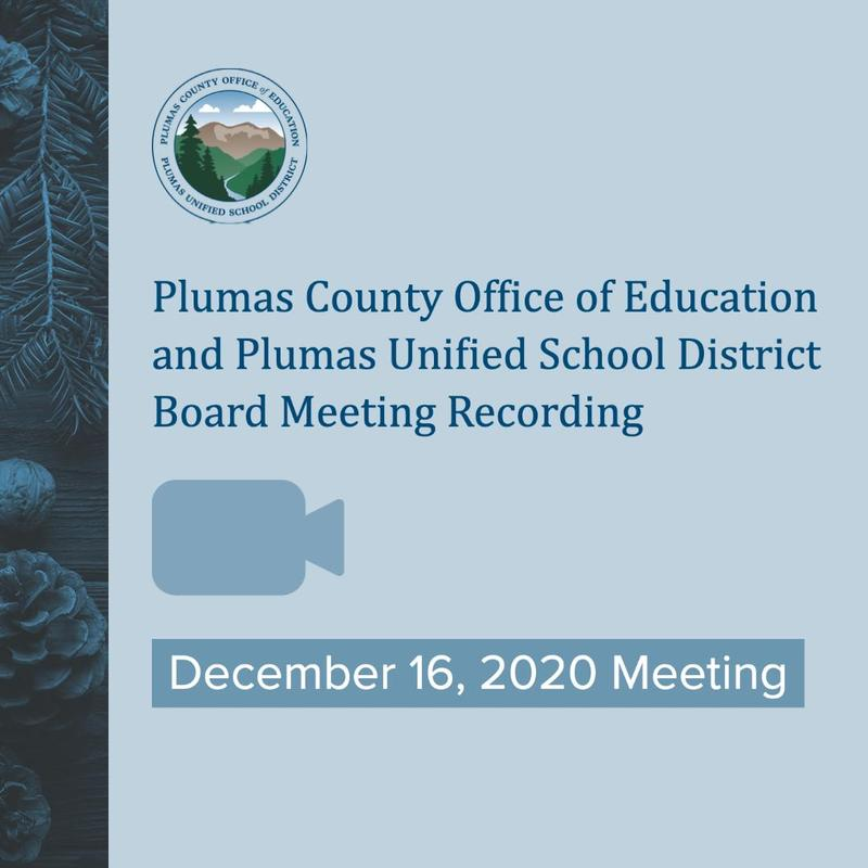 Board Meeting Recording 12-16-20
