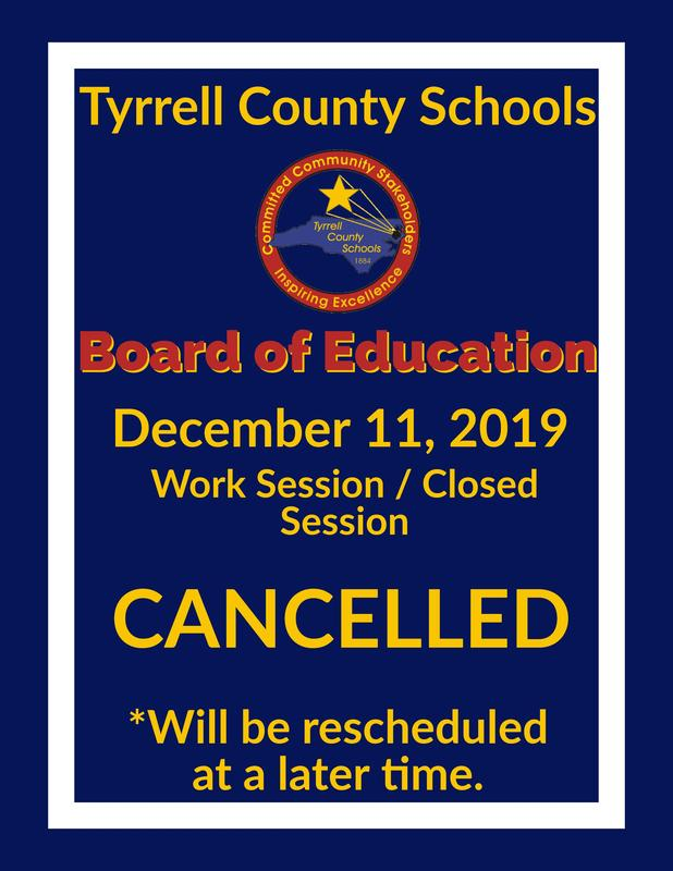 cancelled BOE meeting