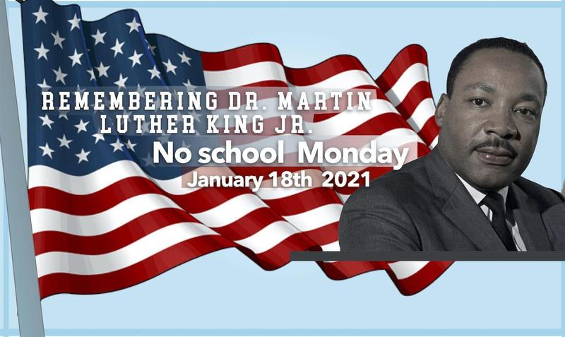 Martin Luther King, Jr. Day 2021 - Advantage Academy