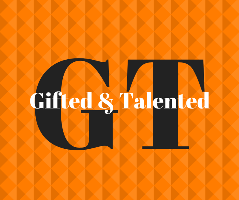 Nominations for Gifted & Talented Program Thumbnail Image