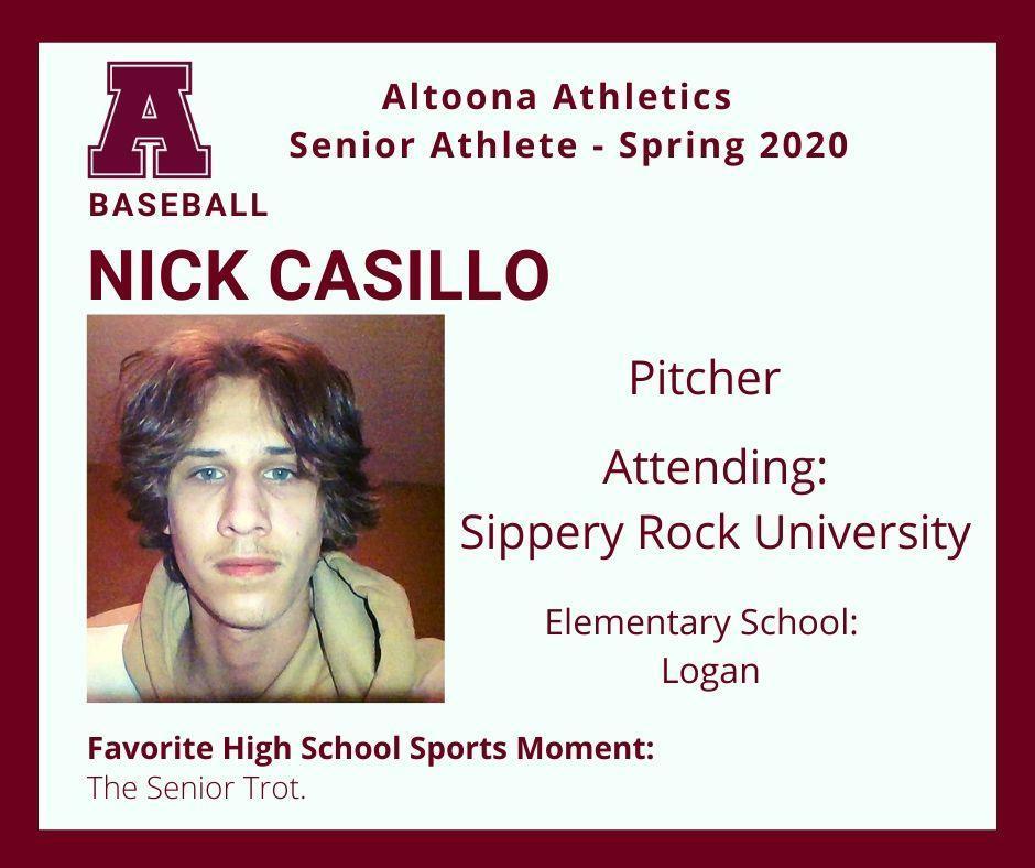 Nick Cassillo
