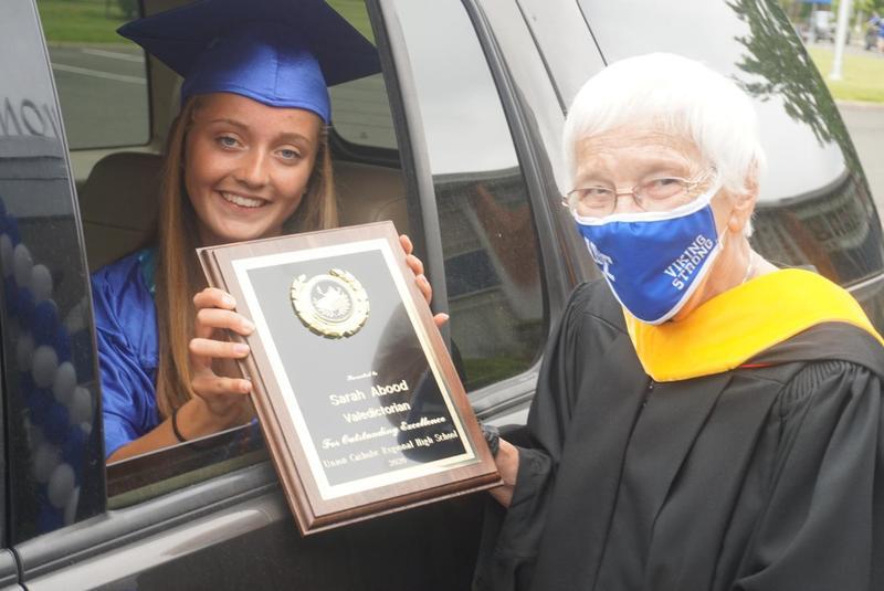Union Catholic's Class of 2020 Graduated on Thursday, May 28 Thumbnail Image