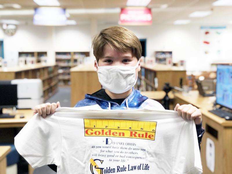 Congratulations Dawson Howell, SME's Golden Rule Award Winner Featured Photo
